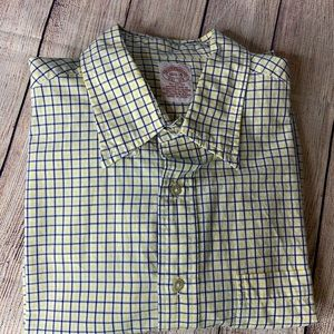 Brooks Brothers Button Up Shirt 16 1/2 -4